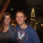 Heidi and Tor-Erik in GBOB Team