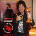 Kee Marcello (Europe), in the jury and special guest artist