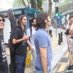 RIVER RAID (Brazil) TV man say something funny
