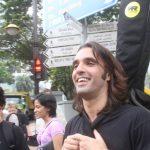 RIVER RAID (Brazil), always smiling