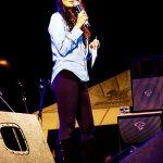 SONIA PIM, host of the concert