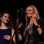 Alexa and TV presenter Nikki Dean