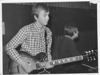 1968 Proud owner of a Gibson